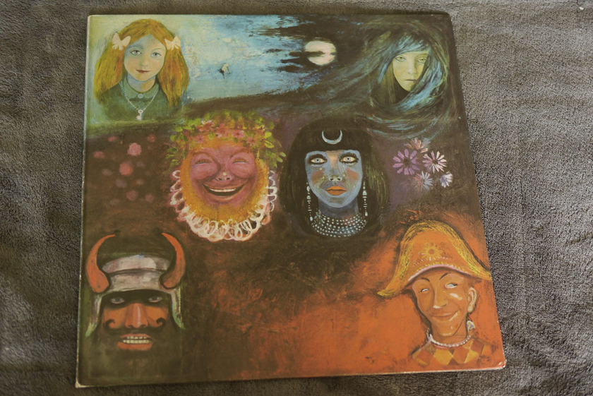King Crimson - In The Wake Of Poseidon Broadway Pressing