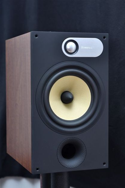 Bowers and Wilkins B&W 685 Red Cherry