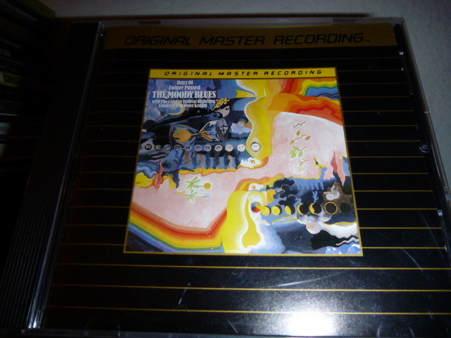The Moody Blues  - Days of Future Passed MOFI Mobile Fidelity