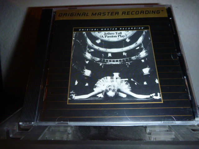 Jethro Tull - A Passion Play  Mobile Fidelity