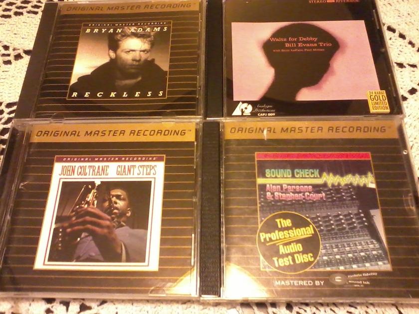John Coltrane - Giants Steps MOFI