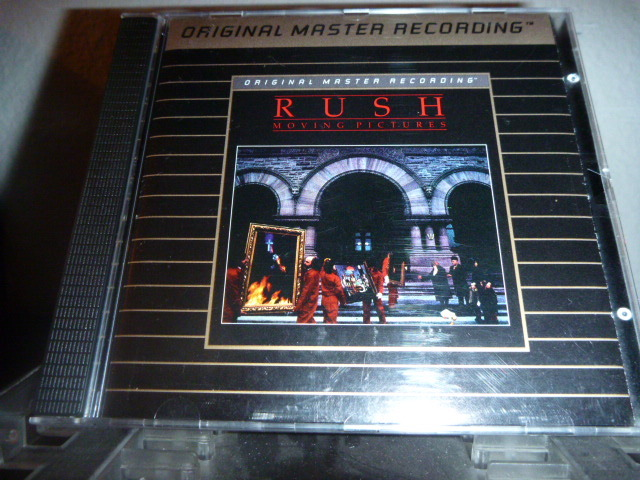 Rush - Moving Pictures Mobile Fidelity