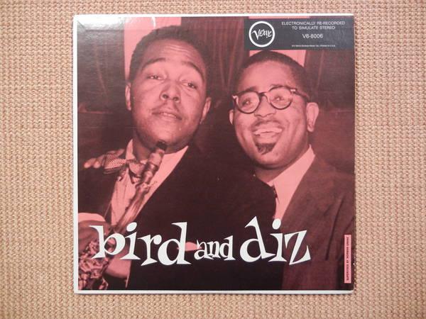 Bird and Diz - Verve V6-8006