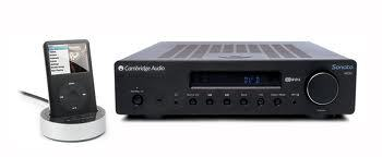 Cambridge Audio AR30 Receiver w/Dock, Full Warranty, Free Shipping