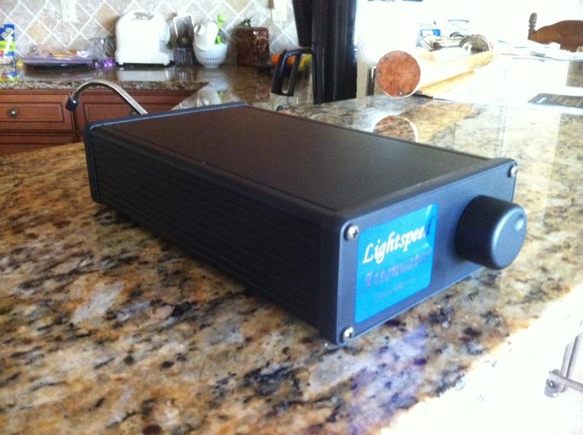 LightSpeed Attenuator