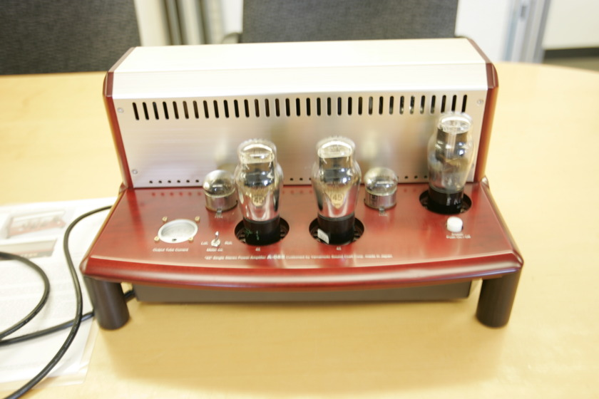 "Yamamoto A-08S ""45"" Single Stereo Power Amplifier"