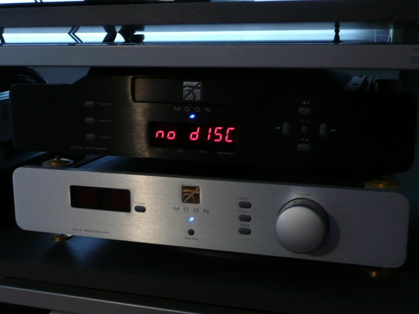 Sim Audio Moon  5.3  CD Player Black