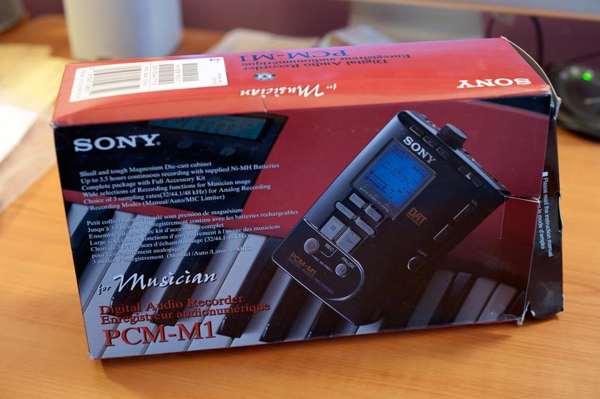Sony PCM-M1 DAT Recorder