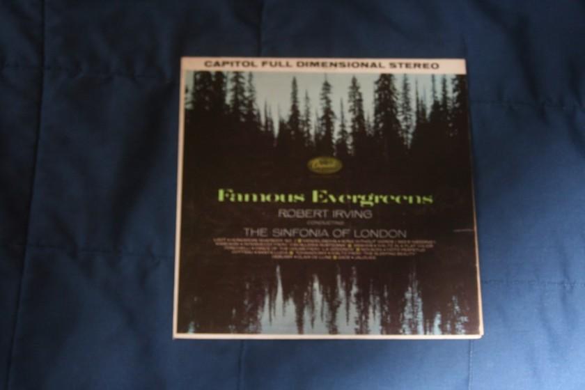 Robert Irving - Famous Evergreens SG 7231