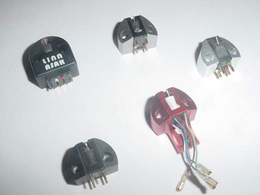 Linn Karma low output MC LOMC Supex/Koetsu made