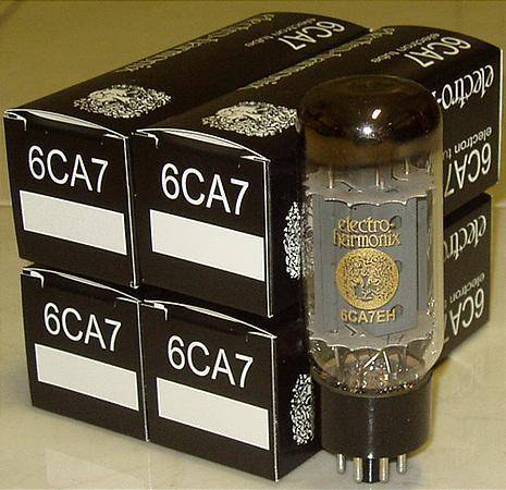 Electro harmonix 6CA7/EL34 tubes brand new matched quads !