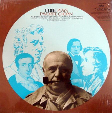 ★Sealed★ EMI SERAPHIM / - ITURBI plays Favorite Chopin!