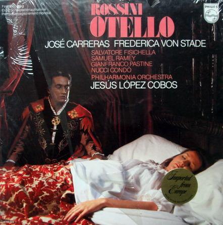 ★Sealed★ Philips / COBOS-CARRERAS, - Puccini Othello, 3LP Box Set!
