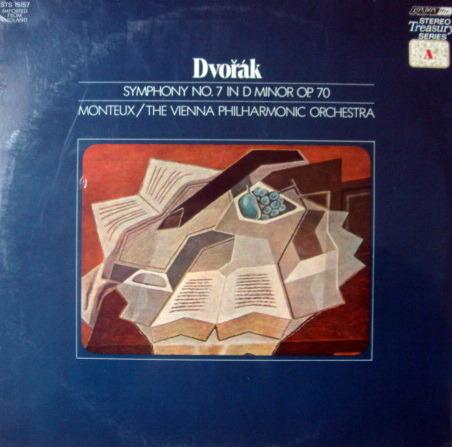 ★Sealed★ London-Decca / - MONTEUX, Dvorak Symphony No.7!