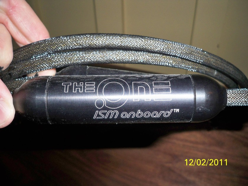 Tara Labs The One w/ ISM On Board 2.0 Meter RCA