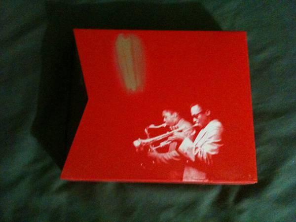Miles Davis/Coltrane - Complete Columbia records recordings metal spine