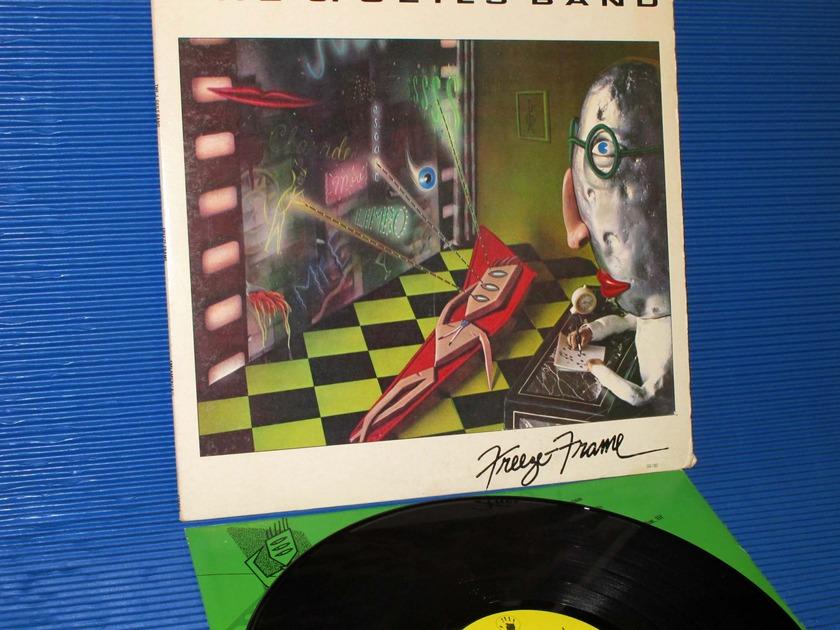 """THE J. GEILS BAND - - """"Freeze Frame"""" - EMI 1981"""
