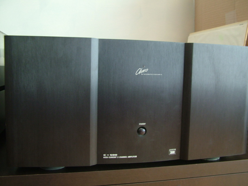 Chiro C-500 Amplifier C-500  by Kinergetics Research