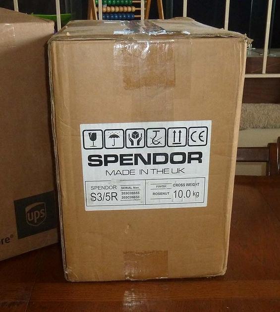 Spendor  S3/5R