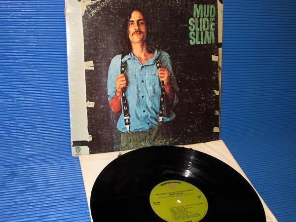 """JAMES TAYLOR - - """"Mud Slide Slim"""" - Warner Bros. 1971"""
