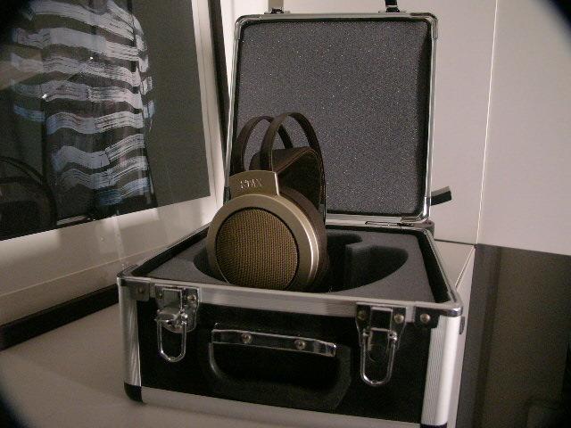 Stax Omega II,  MK I headphones mint condition