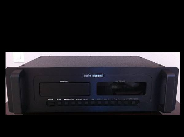 Audio Reasearch  CD1
