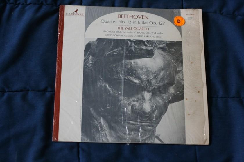 The Yale Quartet - Beethoven Quartet No. 12 in E Flat Op. 127 Stereo VCS-10054