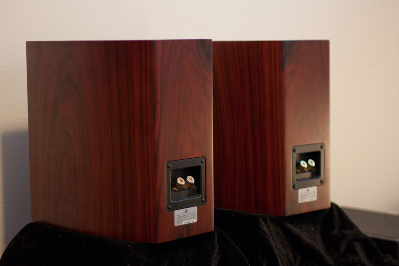 LSA  .5 Bookshelf Speakers