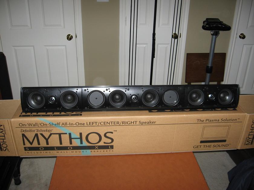Definitive Technology Mythos Solo XL (Black)