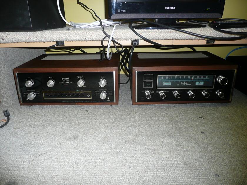 MCINTOSH MR 78 CLASSIC STEREO FM TUNER
