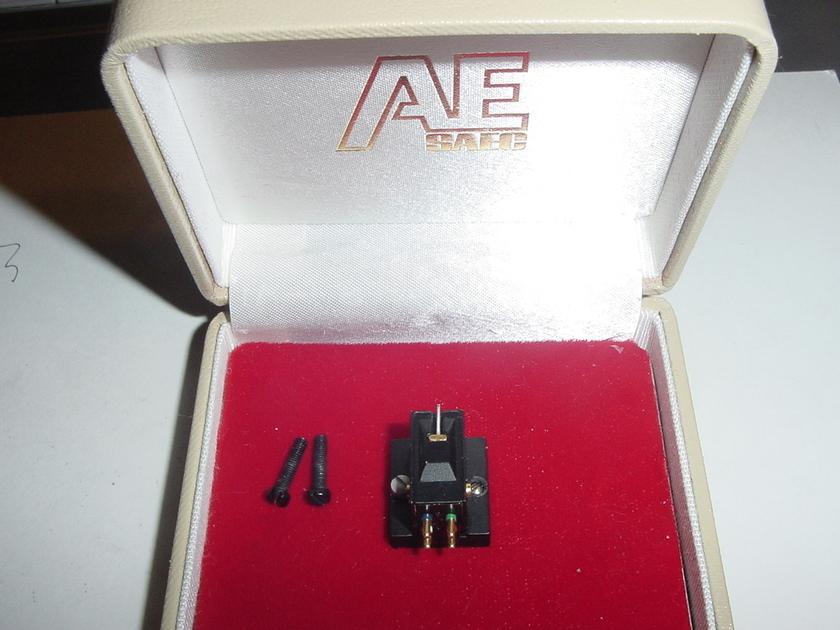 SAEC C-2 rare high output MC cartridge HOMC complete with box