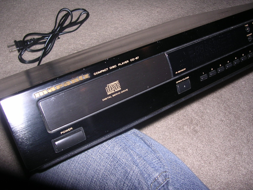 Marantz CD67 cd player