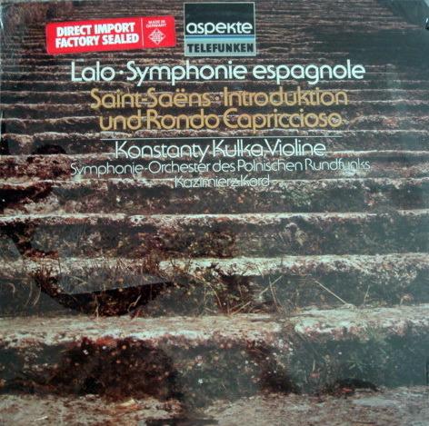 ★Sealed★ Telefunken /  - KULKA-KORD, Lalo Symphonie Espagnole!