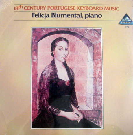 ★Sealed★ Everest /  - BLUMENTAL, 18th Century Portugese Piano Music!