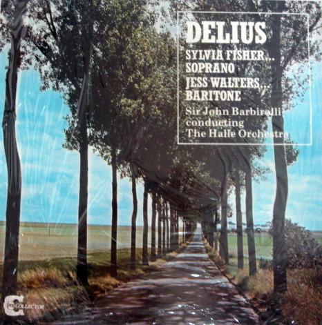 ★Sealed★ UK PRT /  - BARBIROLLI, Delius Orchesral Pieces!