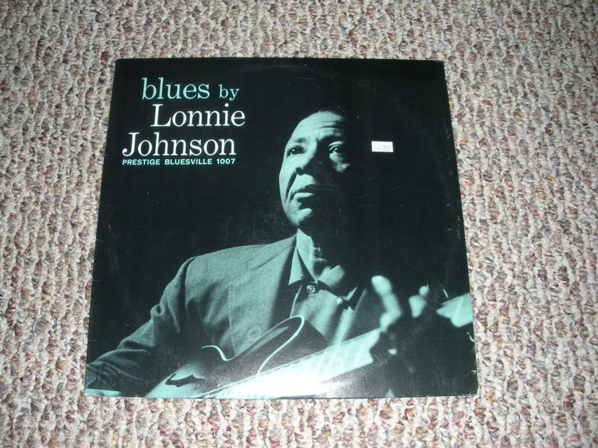 * RARE * ORIGINAL LONNIE JOHNSON  - BLUES BY ALBUM PRESTIGE BLUESVILLE 1007
