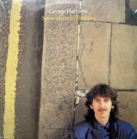★Sealed★ Warner / - George Harrison, Somehwere in England!