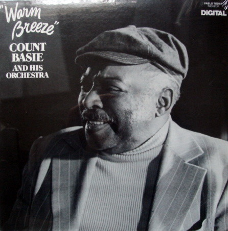 ★Sealed★ Pablo Records / - COUNT BASIE, Warm Breeze!