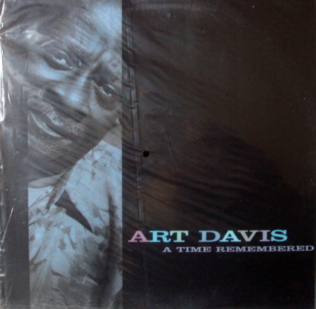 ★Sealed Audiophile 180g★ Jazz Planet / - Art Davis, A Time Remembered (OOP)!