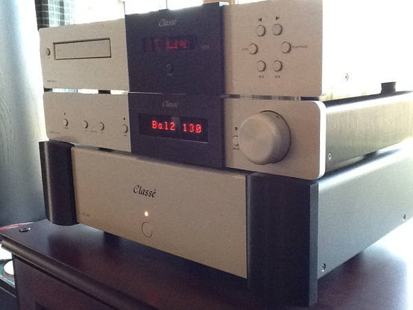 Classe Audio CA101, CDP .3 and C47  - Amp, Preamp w/ Phono and CDP, NY/NJ - 28 Pictures