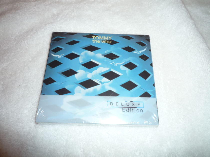 SACD - The Who  - Tommy Deluxe Edition Hybrid SACD