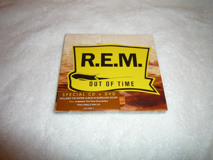 REM DVD-AUDIO (DVD-A) - Out of Time DVD-Audio & CD (Special Edition)