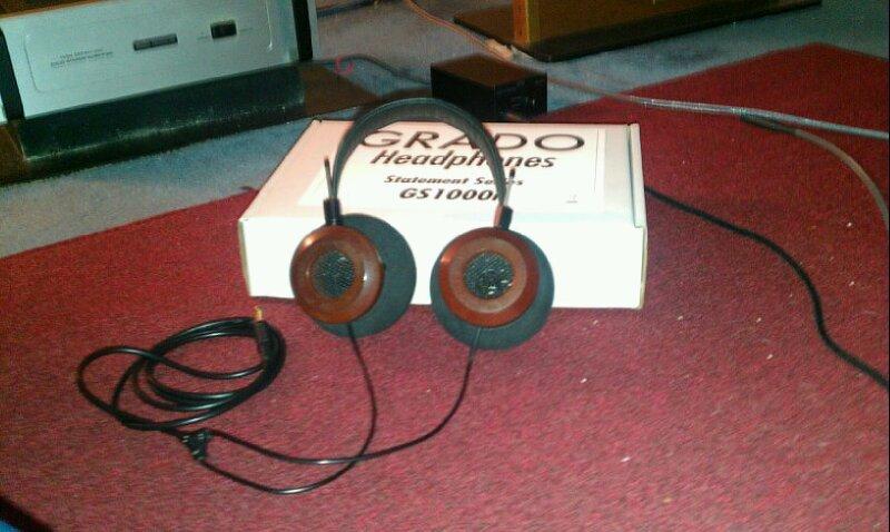 Grado GS 1000 Headphone