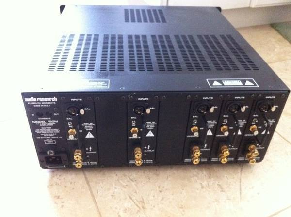 Audio Research 150M 5 channel amp.