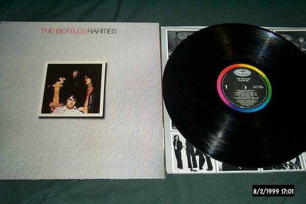 Beatles - Rarities lp nm