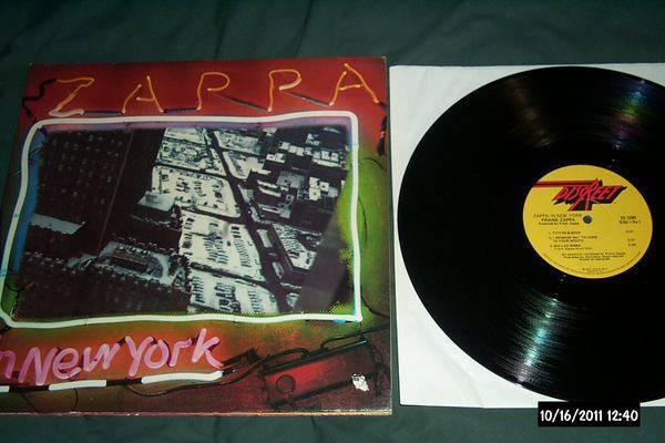 Frank zappa - Zappa In New York 2 lp nm