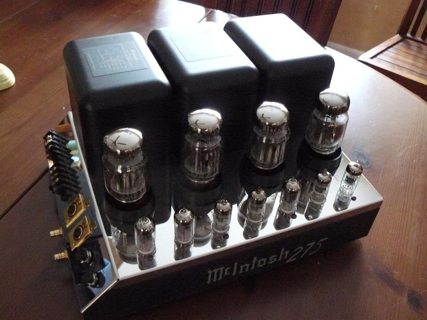 McIntosh Tube Amp MC275 Original Owner
