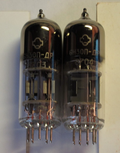 6H30P-DR Supertubes  1 pair