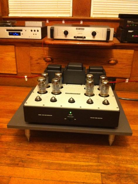 Audio Research  VS110 Tube amp