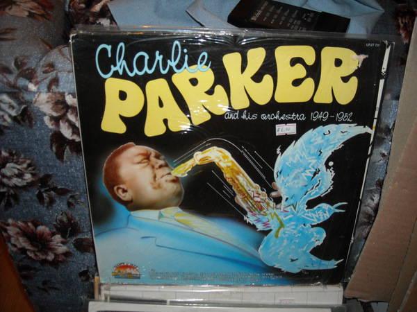 Charlie Parker & His - Orchestra 1949-52 import  lp (c)